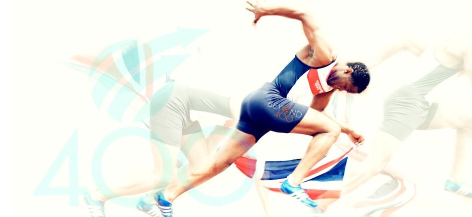 Former World & Commonwealth 400m Champion