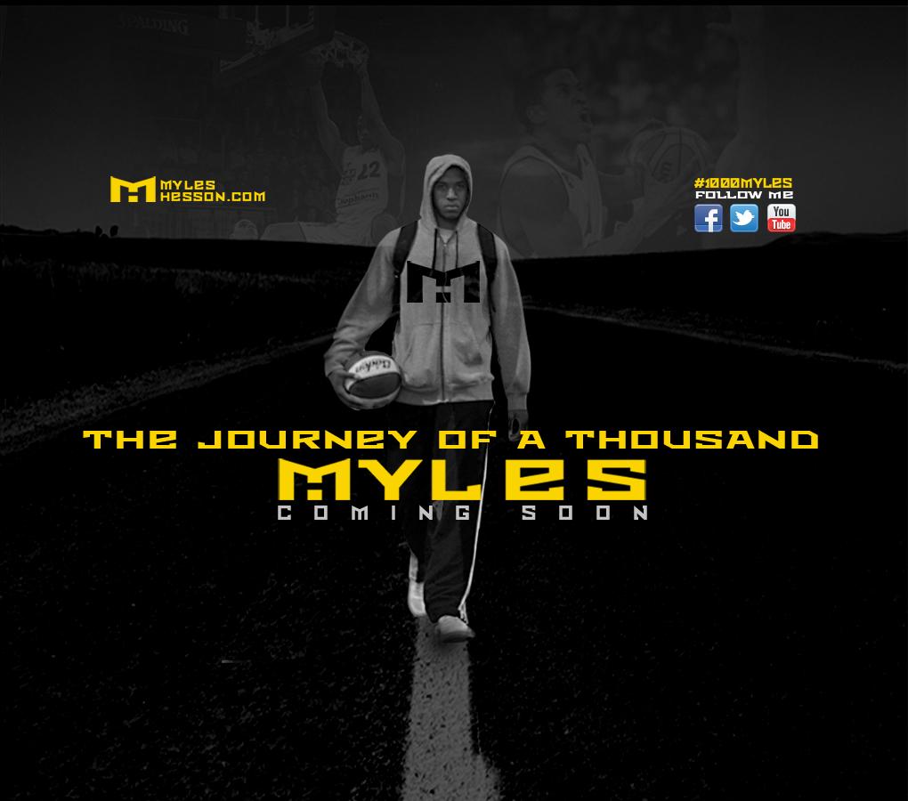 Myles Hesson Landing Page 2014